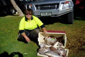 Arno Bay Discount Fishing Charter.