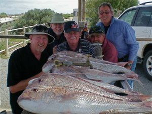 Arno Bay Discount Fishing Charters.