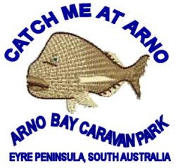 Catch Me at Arno - Arno Bay Caravan Park on Eyre Penisula, South Australia